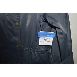 Lilla P Jackets & Coats - Lilla-P-jacket-NWT-SZ-L Anorak-steel-blue-gray-zi